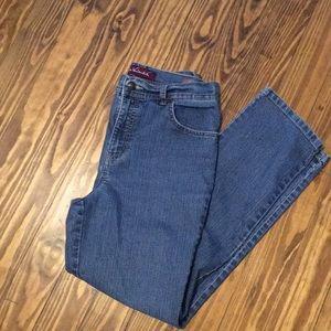 Gloria Vanderbilt jeans size 10P. Amanda style